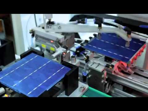 Seraphim Solar Panels Manufacturing Review 2015 Youtube