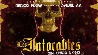 engo flow ft anuel aa los intocables hd bass boost