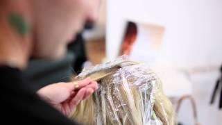 Quick Balayage Hair Color Tip - Balayage Highlighting Technique