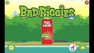 Bad Piggies. Rise and Swine (level 2-34) 3 stars Прохождение от SAFa