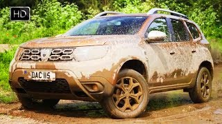 2018 Dacia Duster 4X4 SUV Design Overview & Extreme OFF ROAD (UK Spec) HD