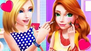 ❤️Мультик игра для девочек Показ мод | Одеваем девушку в игре Shopping Mall Girl❤️