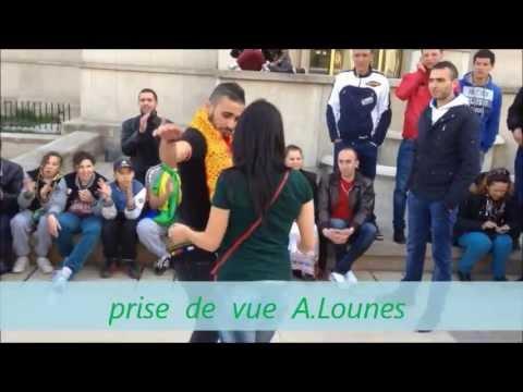 gaghda ntakerboust à paris  trocadero  04.2013 ♥ ♥......