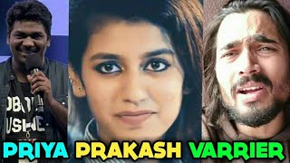 PRIYA PRAKASH VARRIER - BB Ki Vines, Zakir Khan Ashish Chanchalani Reacts To The Viral Girl |