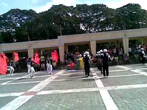 Quezon City High School New Drum And Lyre