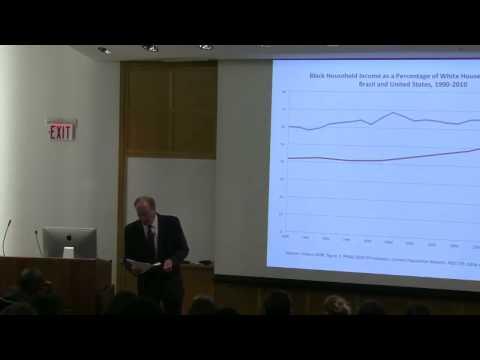 "George Reid Andrews: ""Racial Inequality in Brazil and the U.S."" - Colgate University"