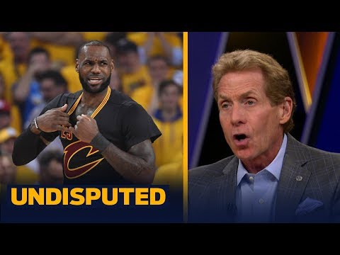 LeBron James reportedly 'frustrated' with Cavs offseason - will he leave Cleveland? | UNDISPUTED