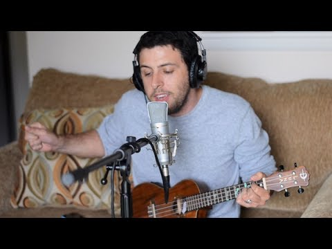 Cant help falling in love Ukulele Cover  Elvis Presley