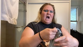 The ultimate makeup tutorial (Trailer Trash Tammy)