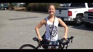 Woman Tricks Thief To Get Stolen Bike Back