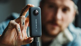 Insta360 ONE X2 First Look!  A FILM CREW in your POCKET!
