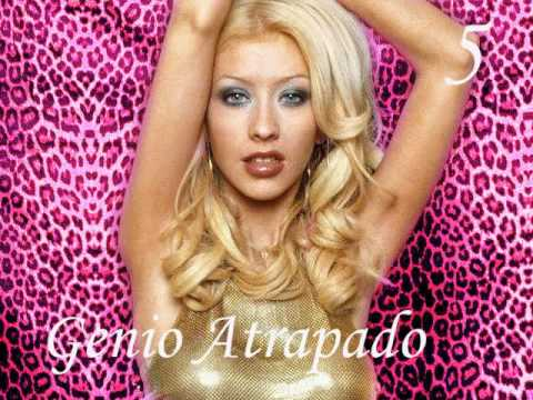 Christina Aguilera- Top 15 Spanish Songs