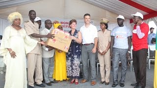Report on the launch of the Right Start program in Senegal, August 2016