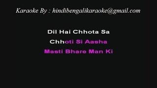 Dil Hai Chhota Sa Chhoti Si Aasha - Roja (1992) - Minmini