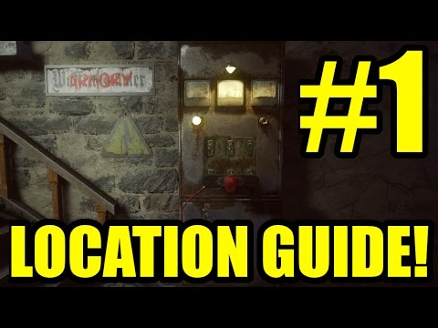 BO3 ZOMBIES Der Eisendrachen POWER LOCATION GUIDE! How To GET To The POWER In Der Eisendrachen!