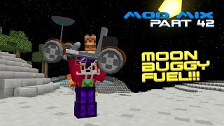 Modded Minecraft - Galacticraft Moon Buggy Fuel Loader [42]