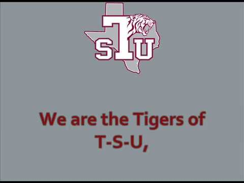 Texas Southern Fight Song