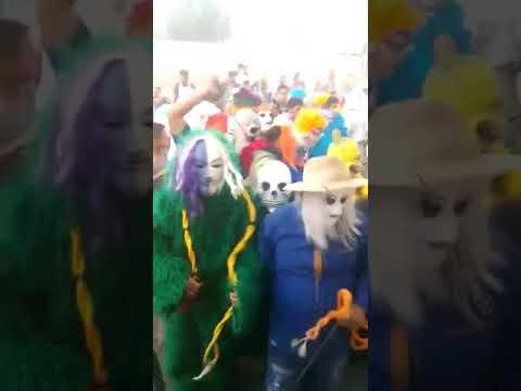Carnaval xaltocan 2018