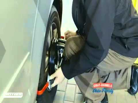 tire rotation tips  gray daniels ford lincoln mercury brandon ms jackson ms youtube
