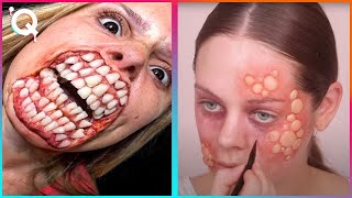 Halloween Makeup Artist Who Are At Another Level