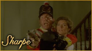 Obadiah Hakeswill Takes Sharpe's Wife Hostage | Sharpe