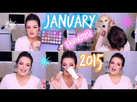 JANUARY FAVORITES! | Casey Holmes