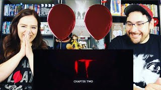 It CHAPTER 2 - Official Teaser Trailer Reaction / Review
