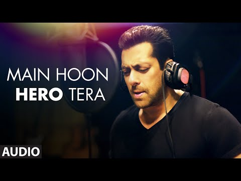 'Main Hoon Hero Tera (Salman Khan Version)' Full AUDIO Song | Hero | T-Series thumbnail