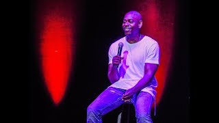 Dave Chappelle on comedy in the #MeToo moment: 'We're all figuring this out'
