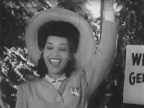 Dirty Gertie From Harlem USA (1946) | Spencer Williams Francine ...