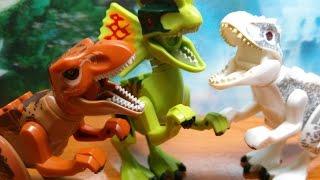 khủng long đồ chơi tấn cng nng trại dinosaur farm attack kid plus