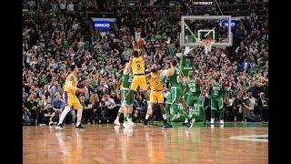 Rajon Rondo Hits Game-Winner vs. Boston Celtics   Feb. 7, 2019