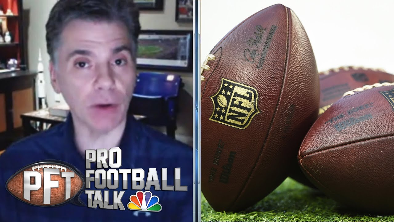 Florio: NFL, NFLPA discussing COVID-19 IR list | Pro Football Talk | NBC Sports