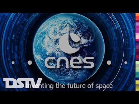"This Is ""CNES"" The French National Space Agency"