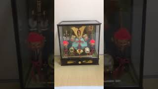 Video Japanese Music Box Traditional Song Gogatsu Ningyo Doll Samurai Armor Katana Kabuto Helmet download MP3, 3GP, MP4, WEBM, AVI, FLV Mei 2018