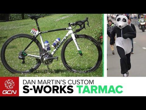 Dan Martin's Custom Specialized S-Works Tarmac | Tour De France 2016