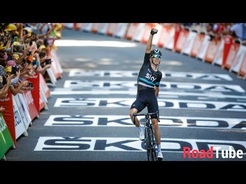 Chris  Froome - Tour de France 2016