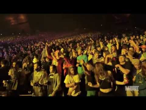 The Motet: Red Rocks 2015  Recap