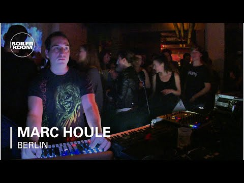 Marc Houle Boiler Room Berlin Live Set