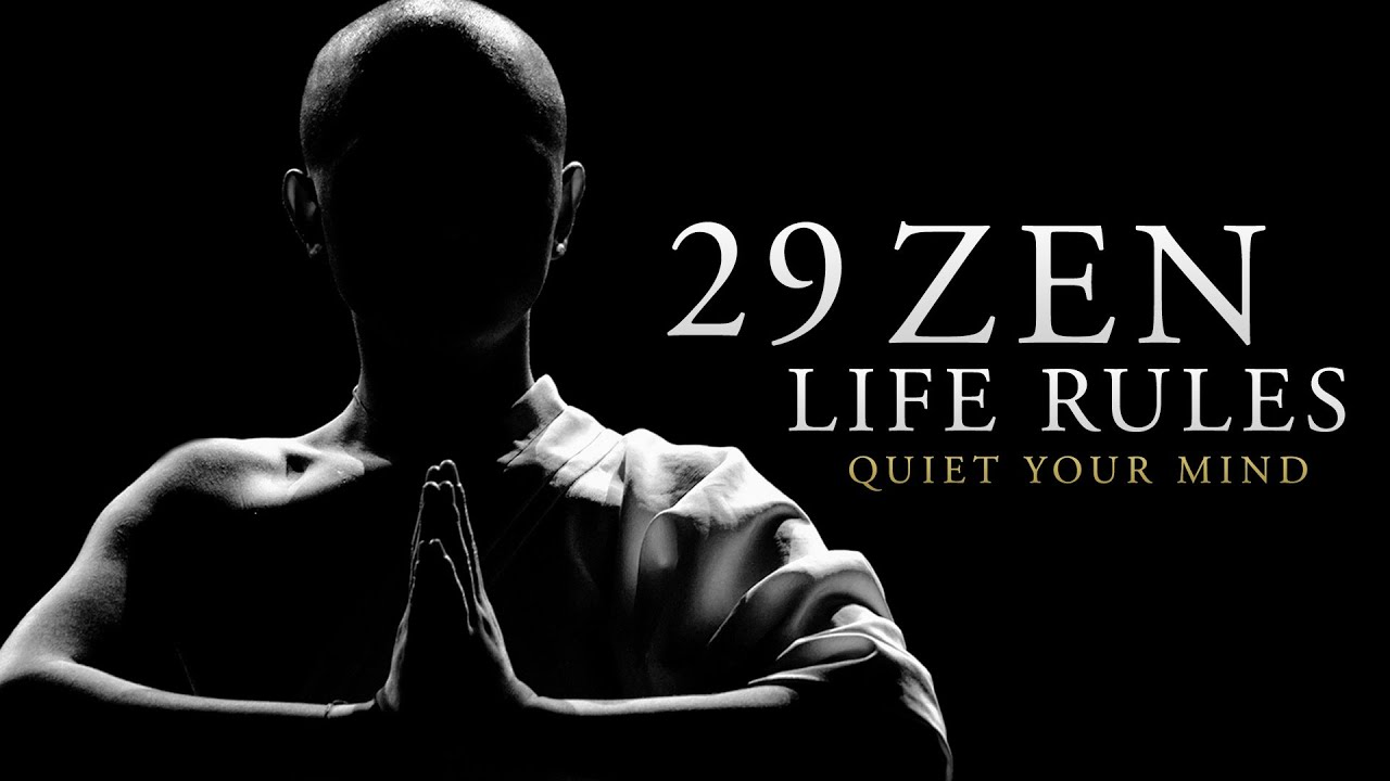 Download 29 Rules to Live By From Zen Masters
