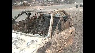 Death Toll Rises to 76 in California Wildfires