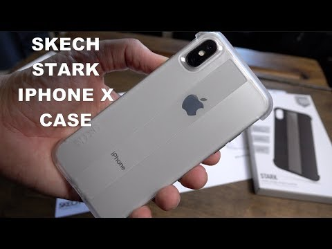 size 40 9e143 f9f48 Skech Stark iPhone X Case - Minimal but Mighty! - YouTube