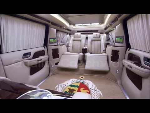 2014 cadillac escalade esv 33 stretch with 7 long door and b6 armored limo limousine youtube. Black Bedroom Furniture Sets. Home Design Ideas