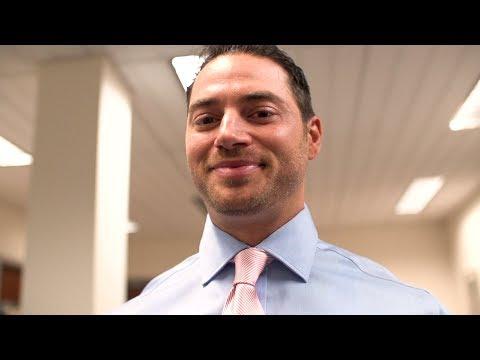 CF Foundation   Why Volunteer: Justin Davis