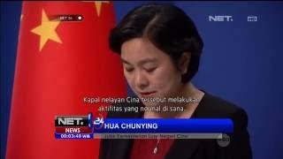 Pemerintah Cina Protes, Indonesia Yakin Kapal Cina Curi Ikan di Indonesia - NET24