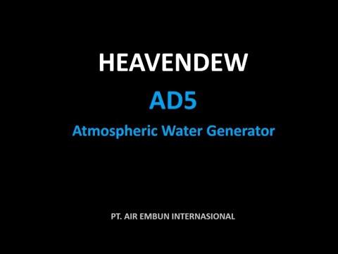 HeavenDew AD5