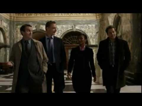 Law & Order UK Promotional Clip Reel