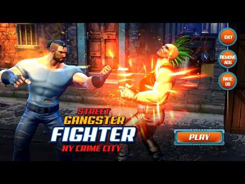 Street Gangster Fighter - NY Crime City Mafia War 18 BY Hell Dragon