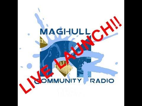 Maghull Community Radio Live Launch