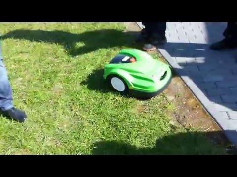 Газонокосилка робот Viking iMow MI 422 P